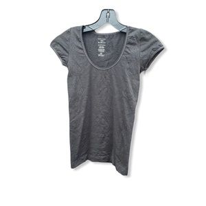 Silence + Noise Stretchy Top